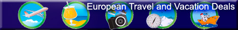 Europe Travel and Vacation Deals